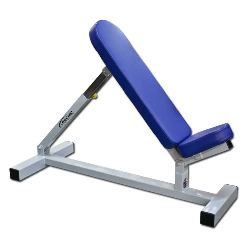 Incline Utility Bench Legend Fitness