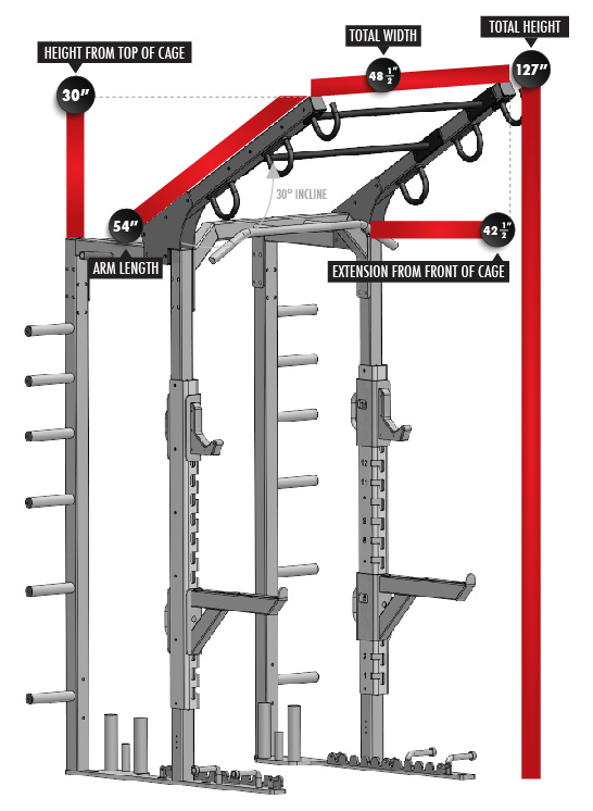3268-F7 Fusion 7 Dynamic Ladder Module