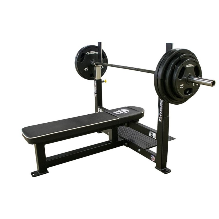 Pro Series Olympic Flat Bench Legend Fitness