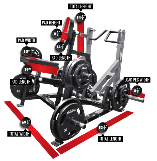 T Bar Row Sufficient Replacement For Barbell Row Fitness: LeverEDGE Unilateral Diverging Seated Vertical Row