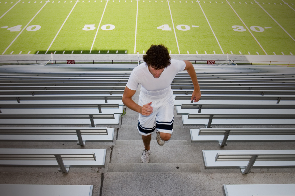 6 Best Exercises for High School Football Players - Legend