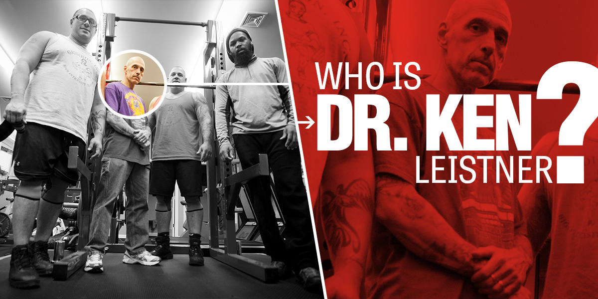 Who is Dr. Ken Leistner?