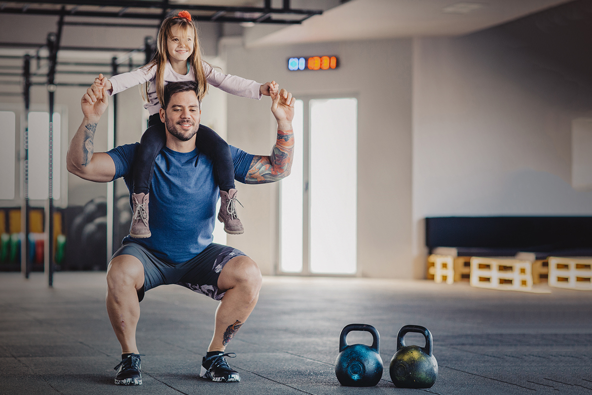 5 Father's Day Gift Ideas for the Workout Enthusiast