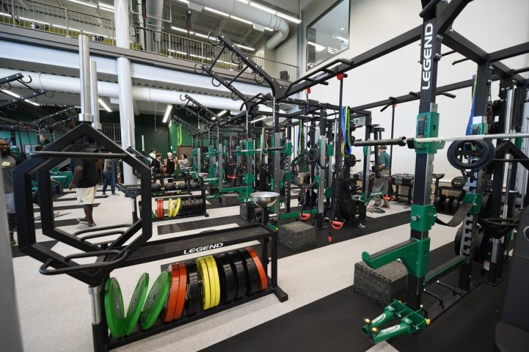 UAB weight room 1
