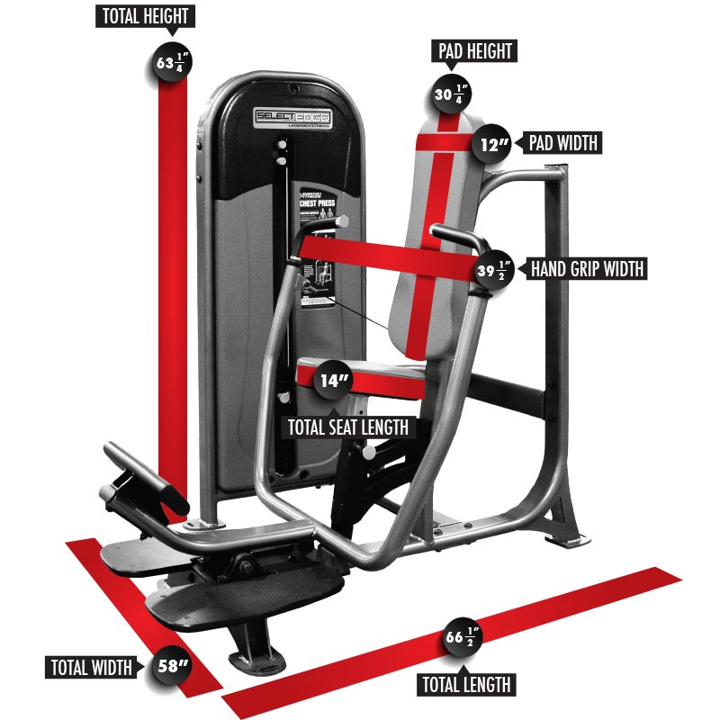 1100 SelectEDGE Shoulder Press