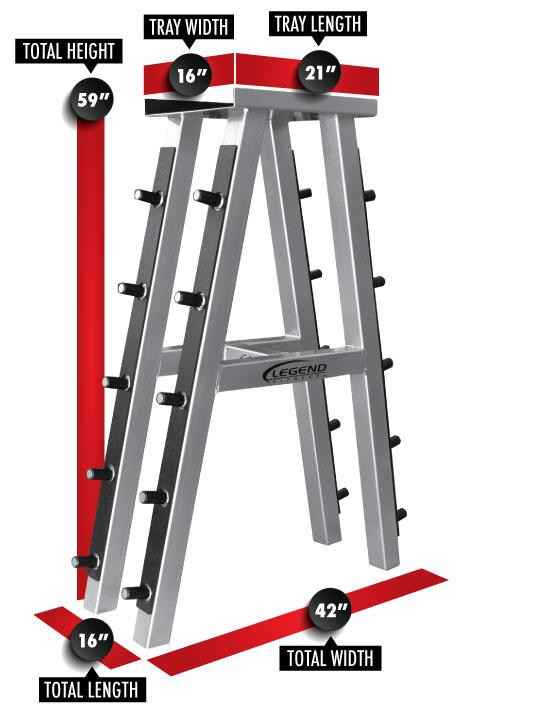 Accessory Rack 3159