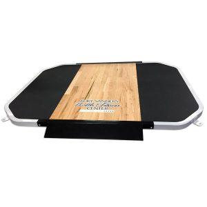 3194 Legend 6x8 Hardwood Platform