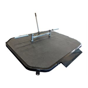 3194-R All-Rubber Lifting Platform (6' x 8')