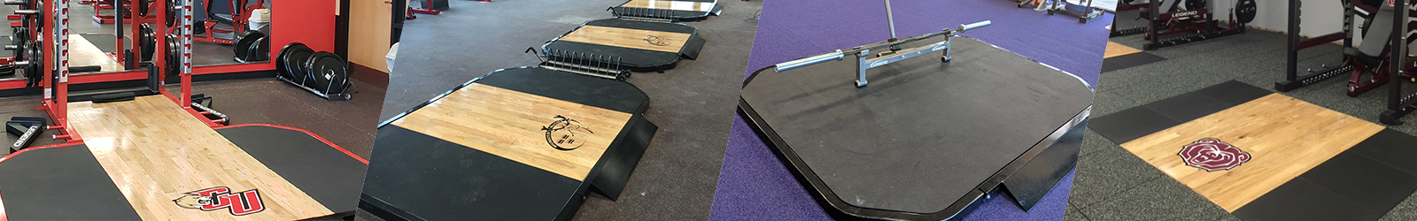Lifting Platforms from Legend Fitness
