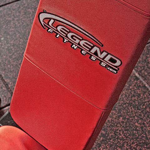 Options for Legend Fitness Equipment
