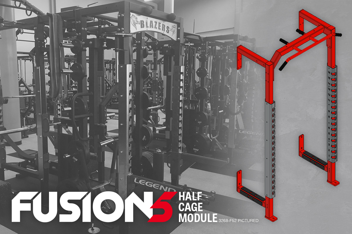 Fusion 5 Half Cage Module