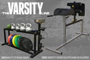 The Legend Fitness Varsity Line